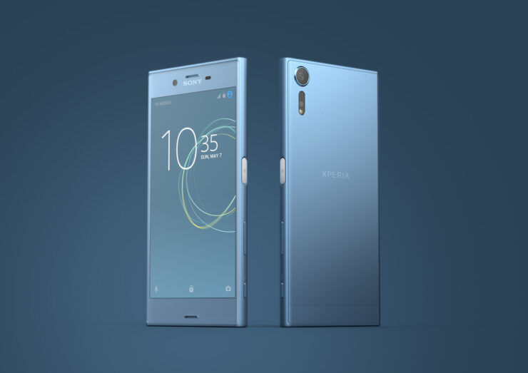 Xperia XZ Premium Amazon preorders