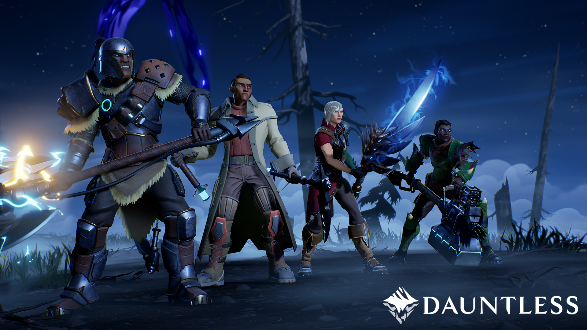 Image result for Dauntless characters armor