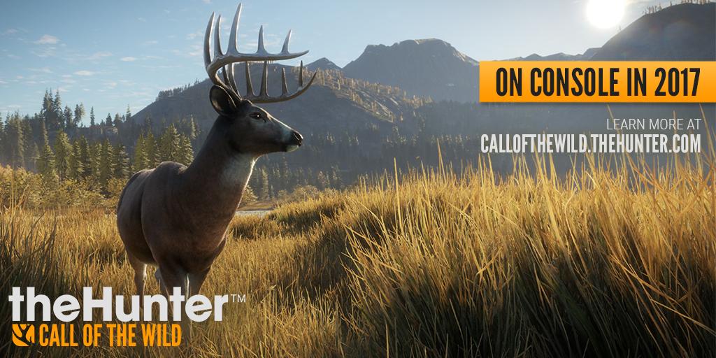 Thehunter Call of the Wild Xbox One X update