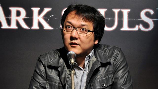 Dark Souls Miyazaki
