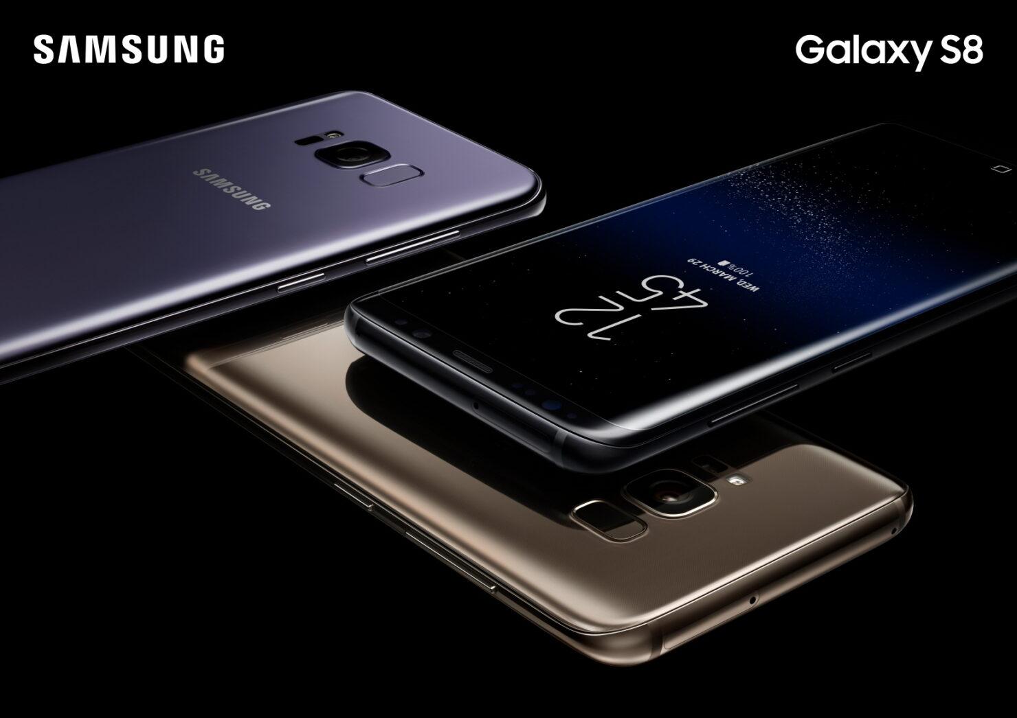 Galaxy S8 & Galaxy S8+ best selling phones
