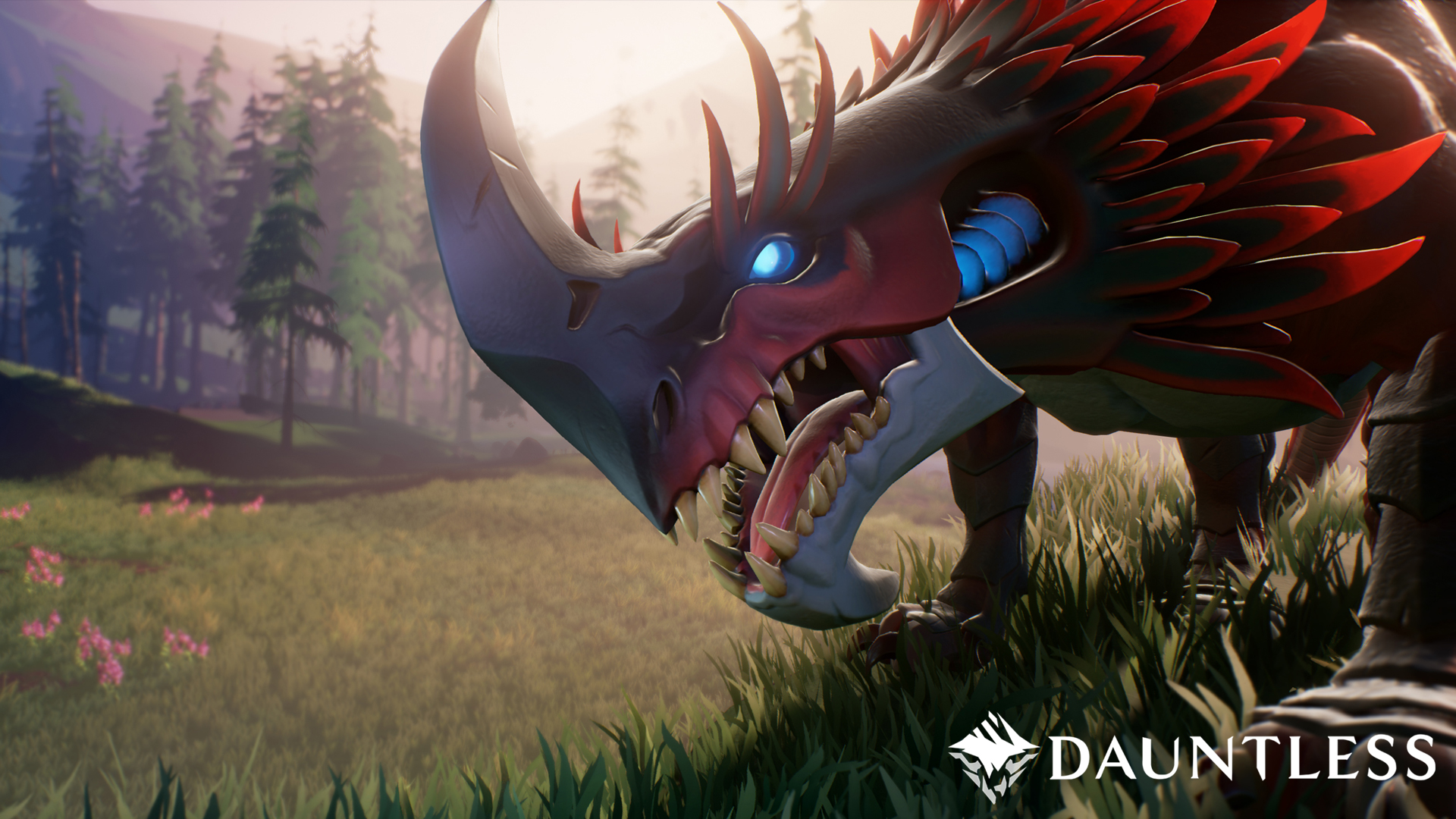 Dauntless PAX East Hands-on & Interview - Hunting Monsters with Your