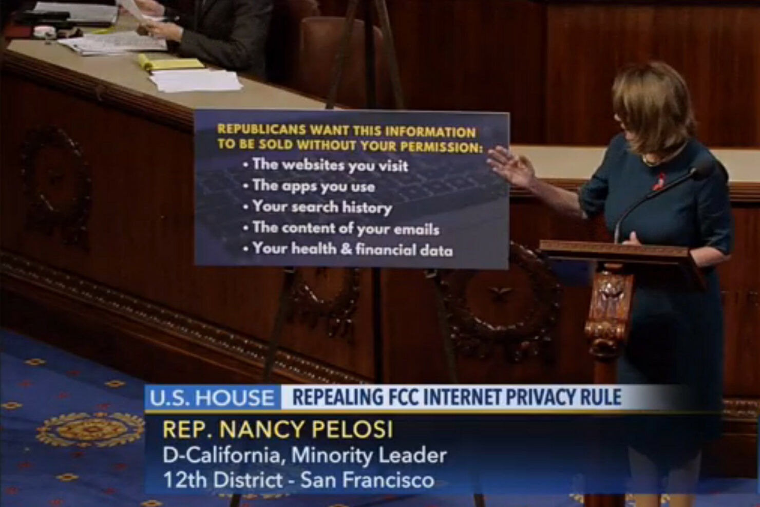 FCC isp privacy rules