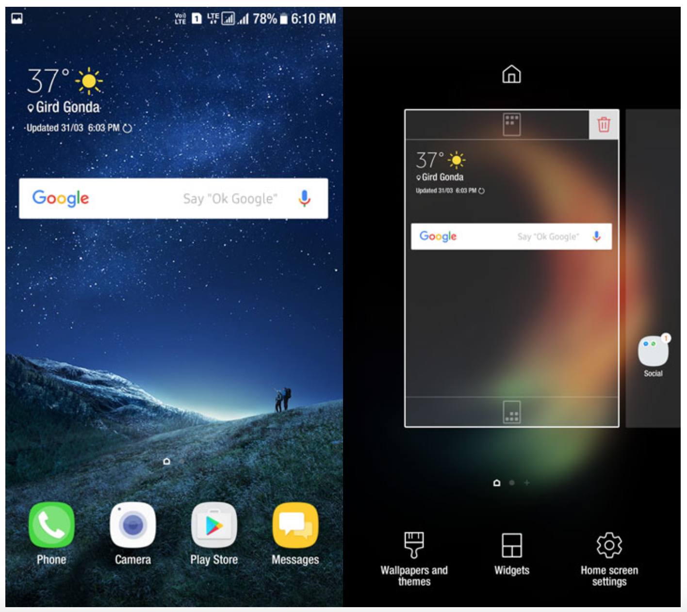 redmi note 3 launcher apk download