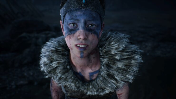 Hellblade ps4 pro