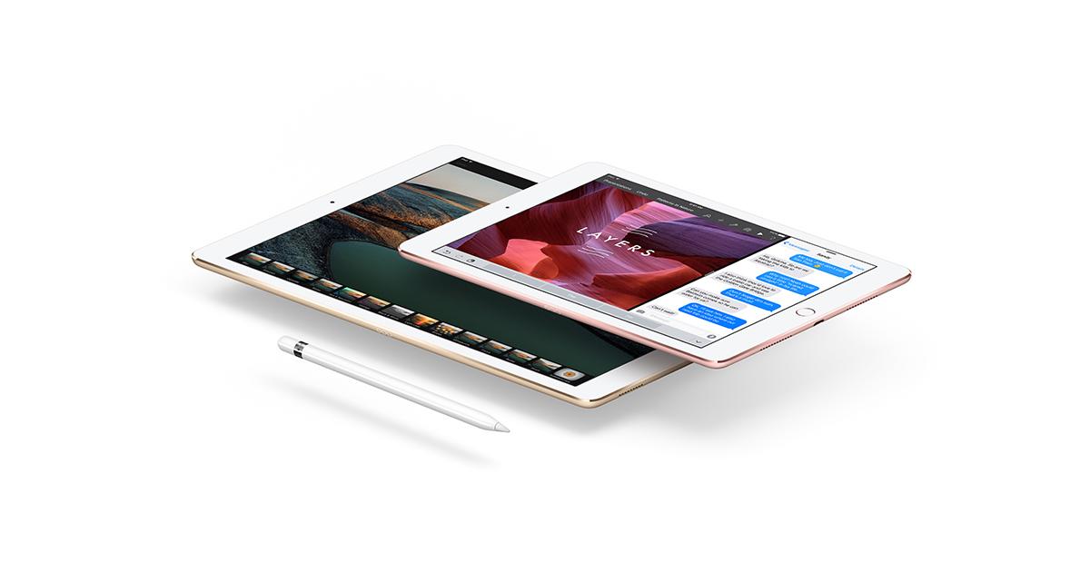 iPad event April 4