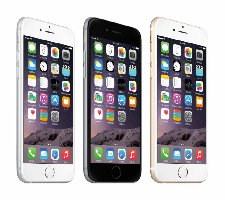 iPhone 6 With 32GB of Internal Memory