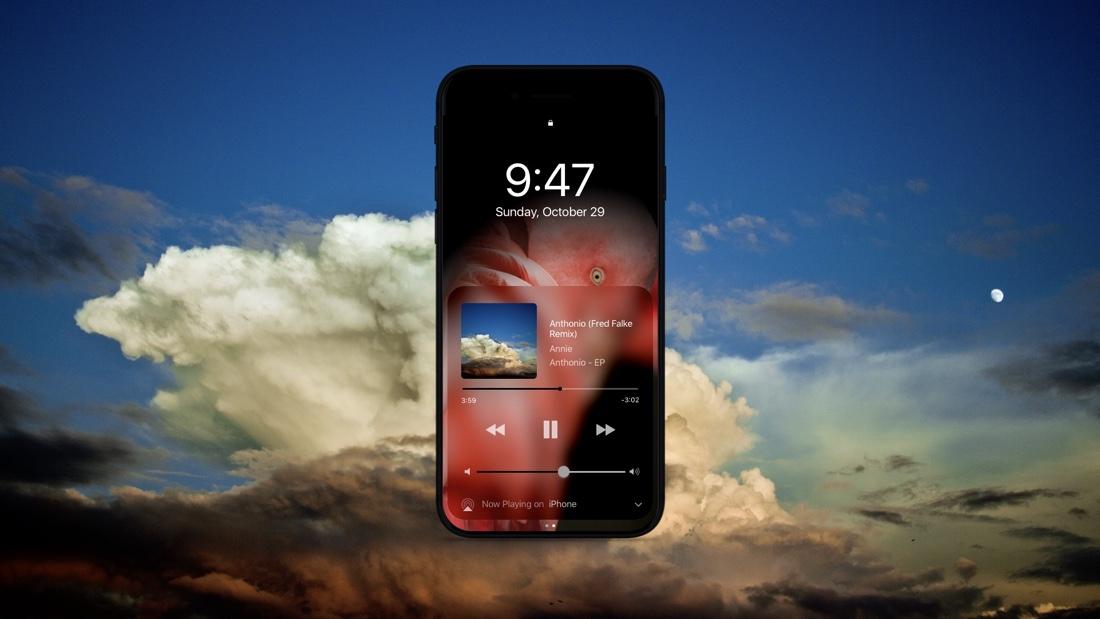 OLED iPhone 8