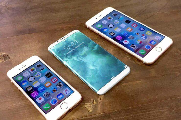 Apple all iPhones OLED 2019