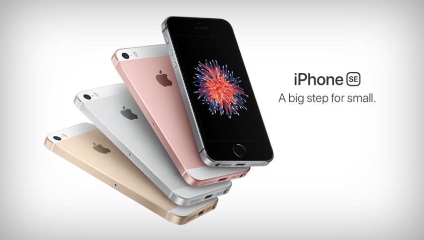 128GB iPhone SE