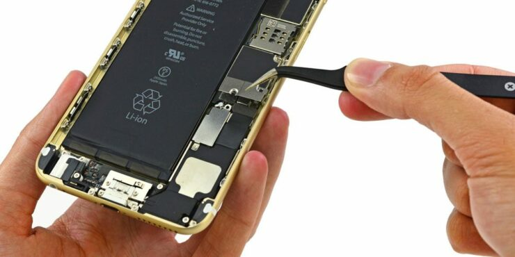iPhone Calibration Machine