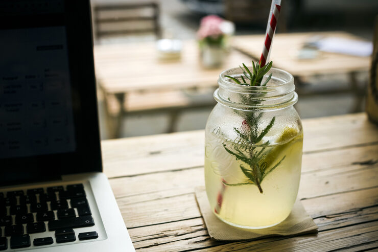Scientists have found a way for you to actually taste the lemonade uploaded on the internet.