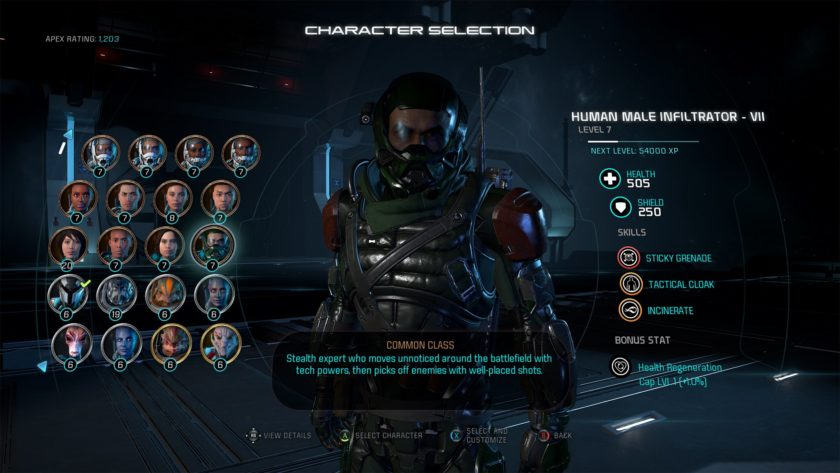 mass effect andromeda multiplayer beta