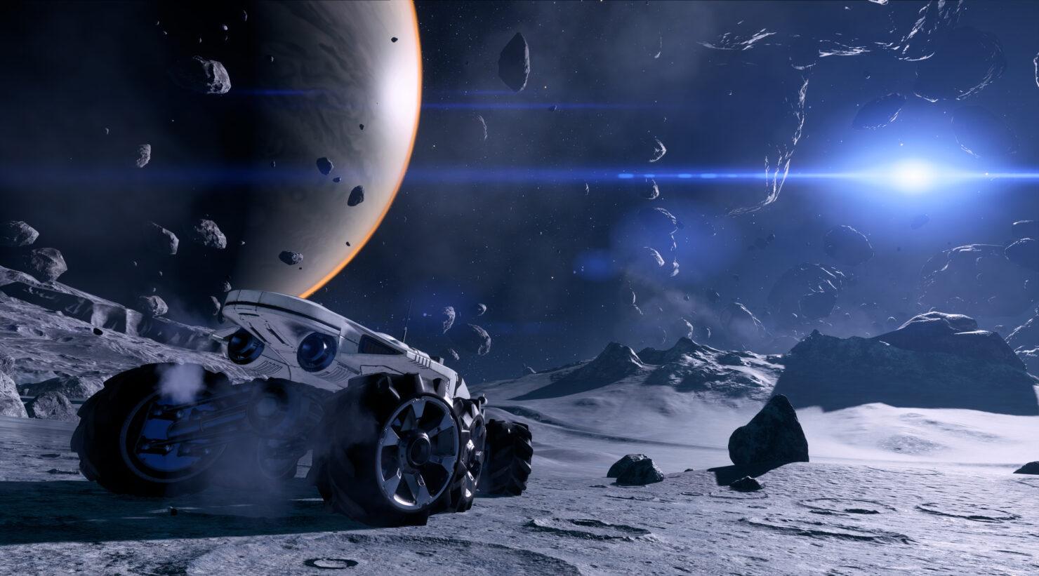 Mass Effect Andromeda Story DLC