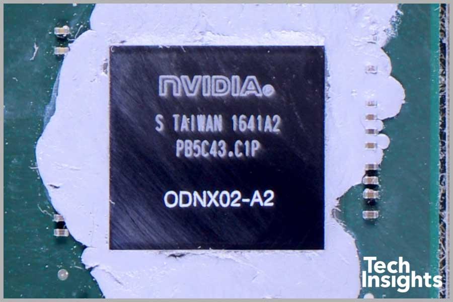 Nintendo Switch tegra x1 2