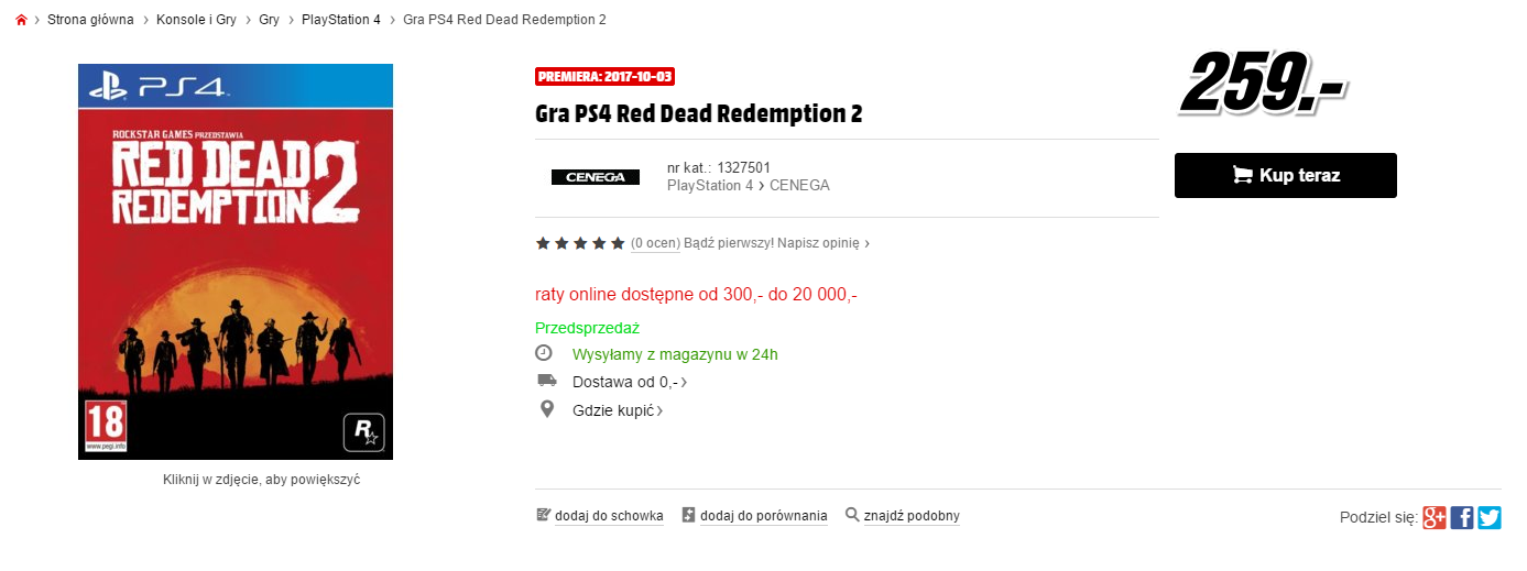 Pubg Ps4 Release Could Happen As Early As December: Did Media Markt Just Leak Red Dead Redemption 2's Release