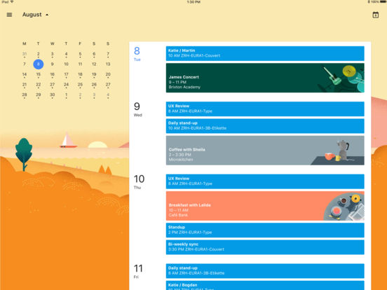 Google Calendar Is Now Finally Available For Your Ipad
