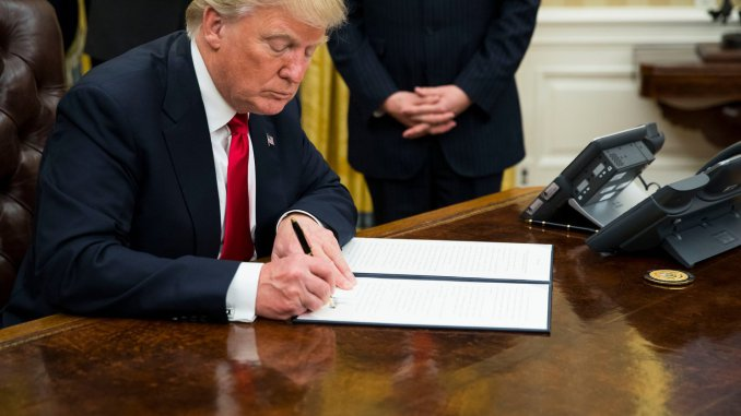 president trump travel ban