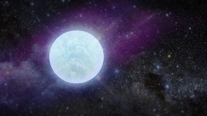 2017 white dwarf star - photo #1