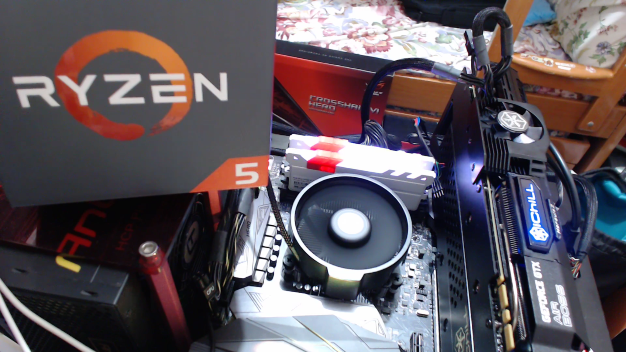 Amd Ryzen 5 1400 Cpu Overclocked Performance Benchmarks Leaked