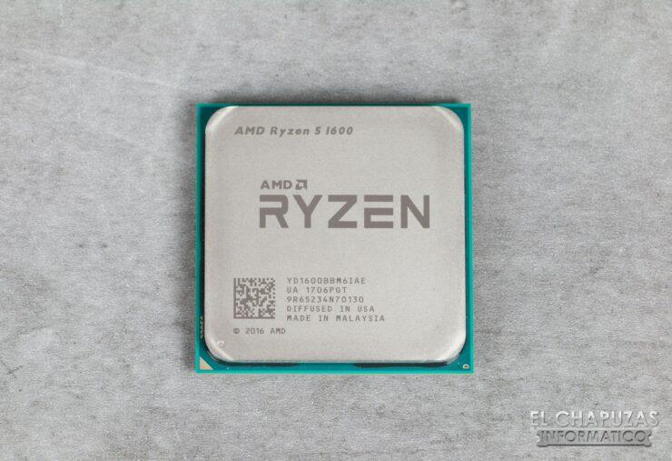 AMD Ryzen 5 1600 Review Leak