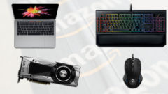 Latest Amazon Discounted Deals Include MacBook Pro, GTX 1070, Gaming Peripherals and More