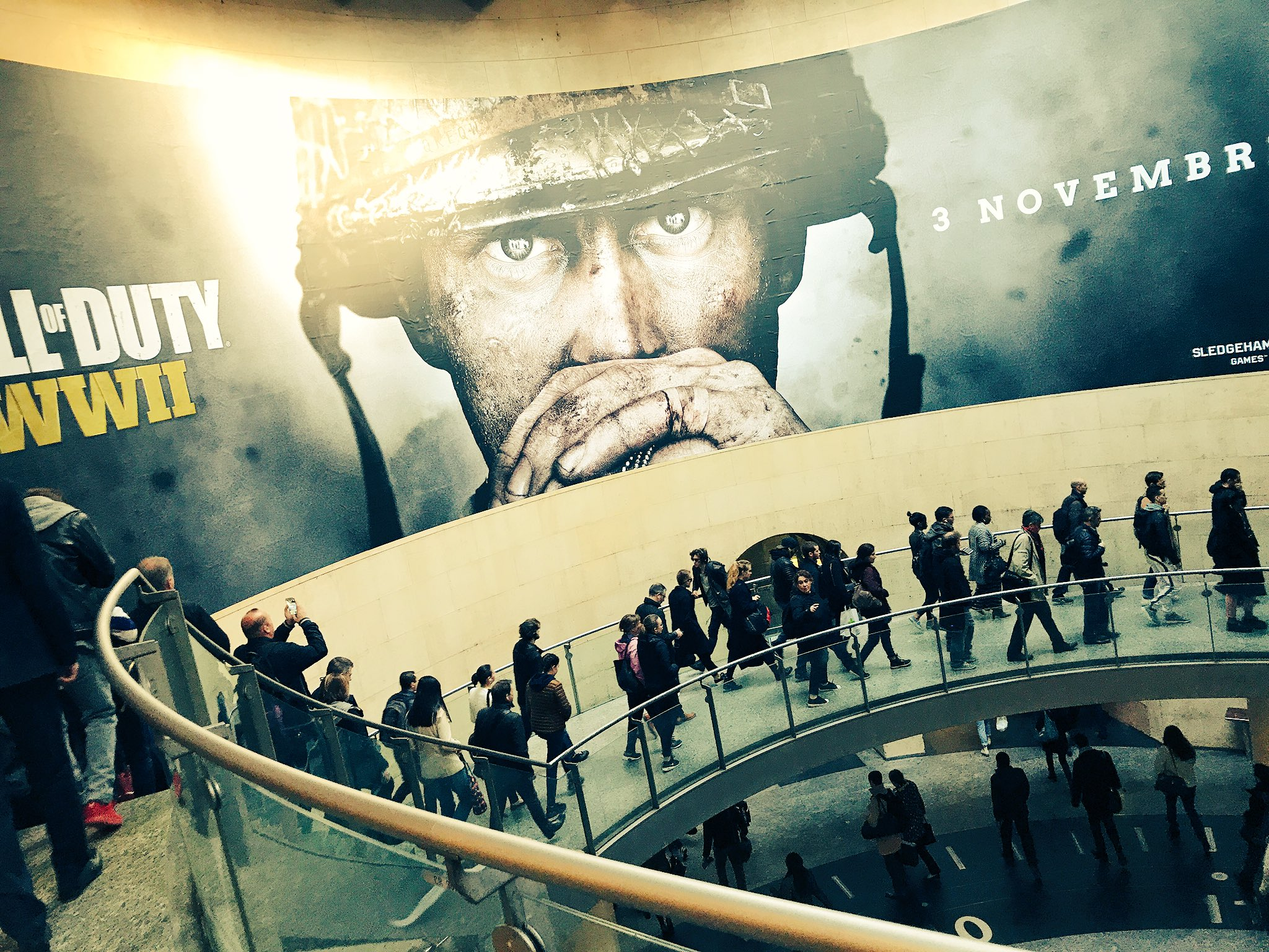 Call of Duty World War II New French Ad Confirms Leaked ...