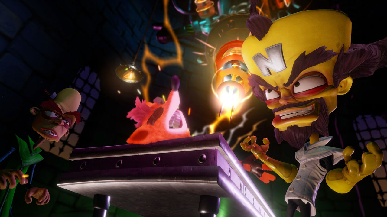 Crash Bandicoot N  Sane Trilogy May Be A PS4 Exclusive After All
