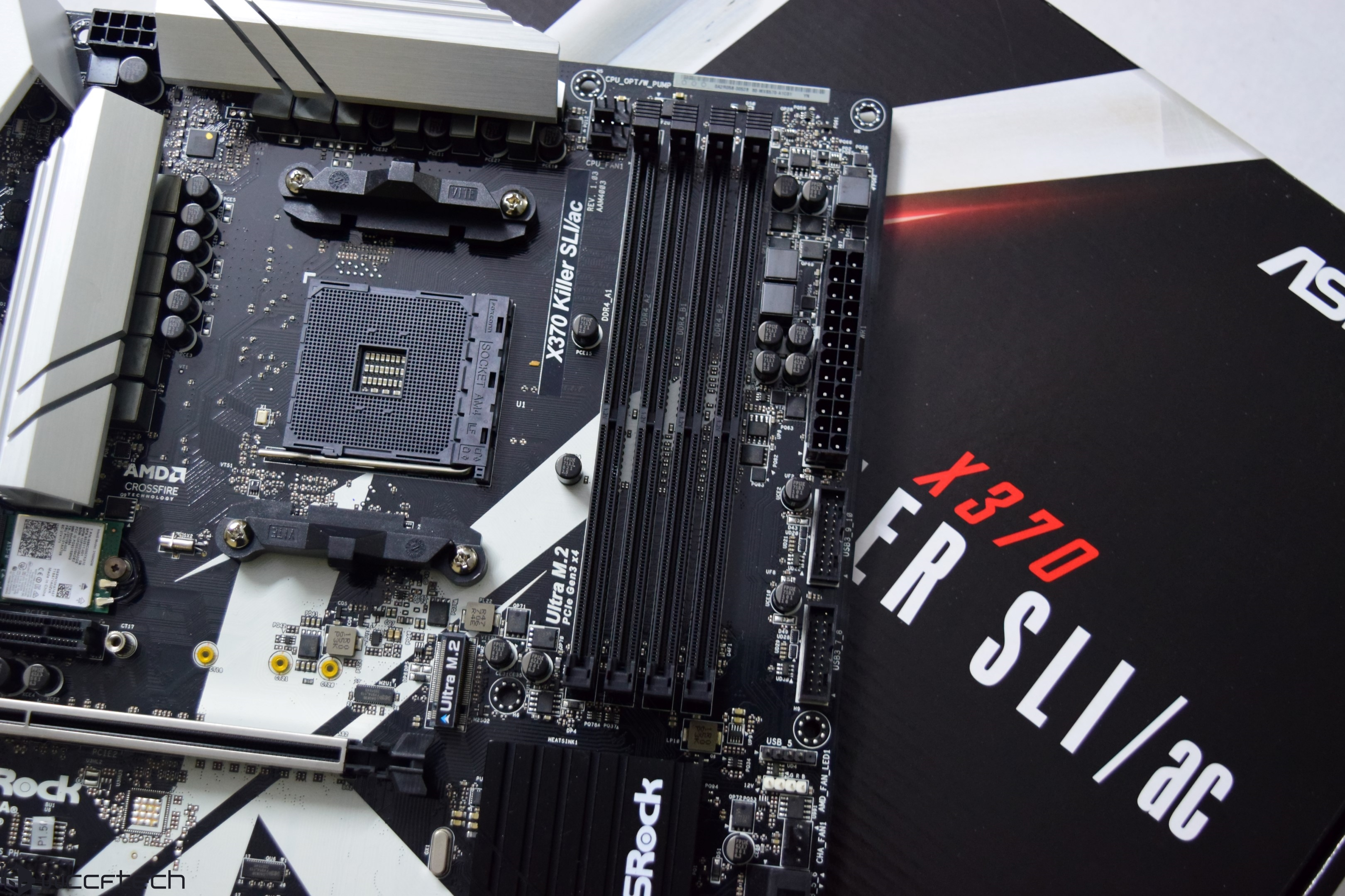 AMD Ryzen 5 1600X 6 Core / 12 Thread CPU Review With ASRock
