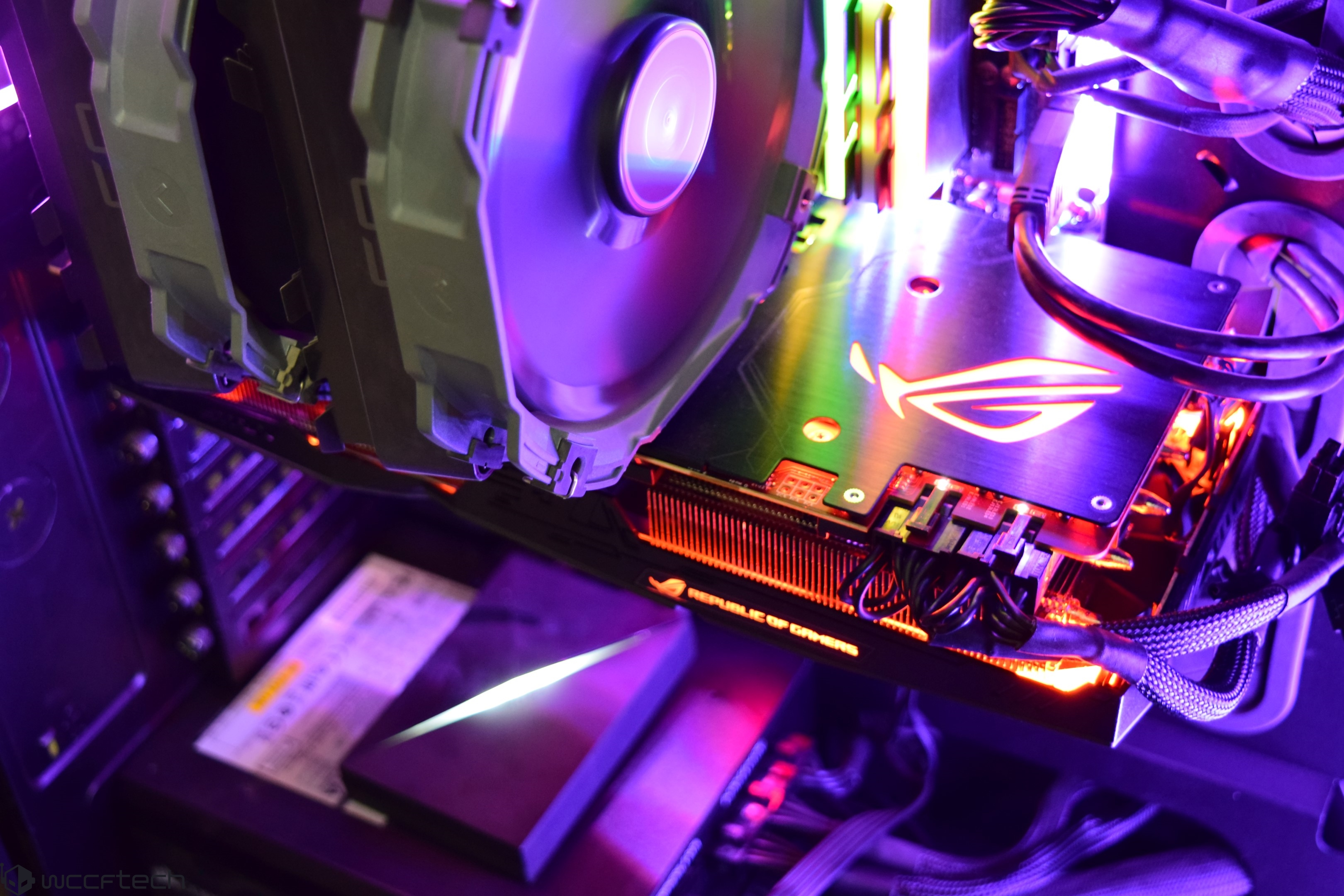 ASUS ROG STRIX GeForce GTX 1080 Ti OC 11 GB Review – When