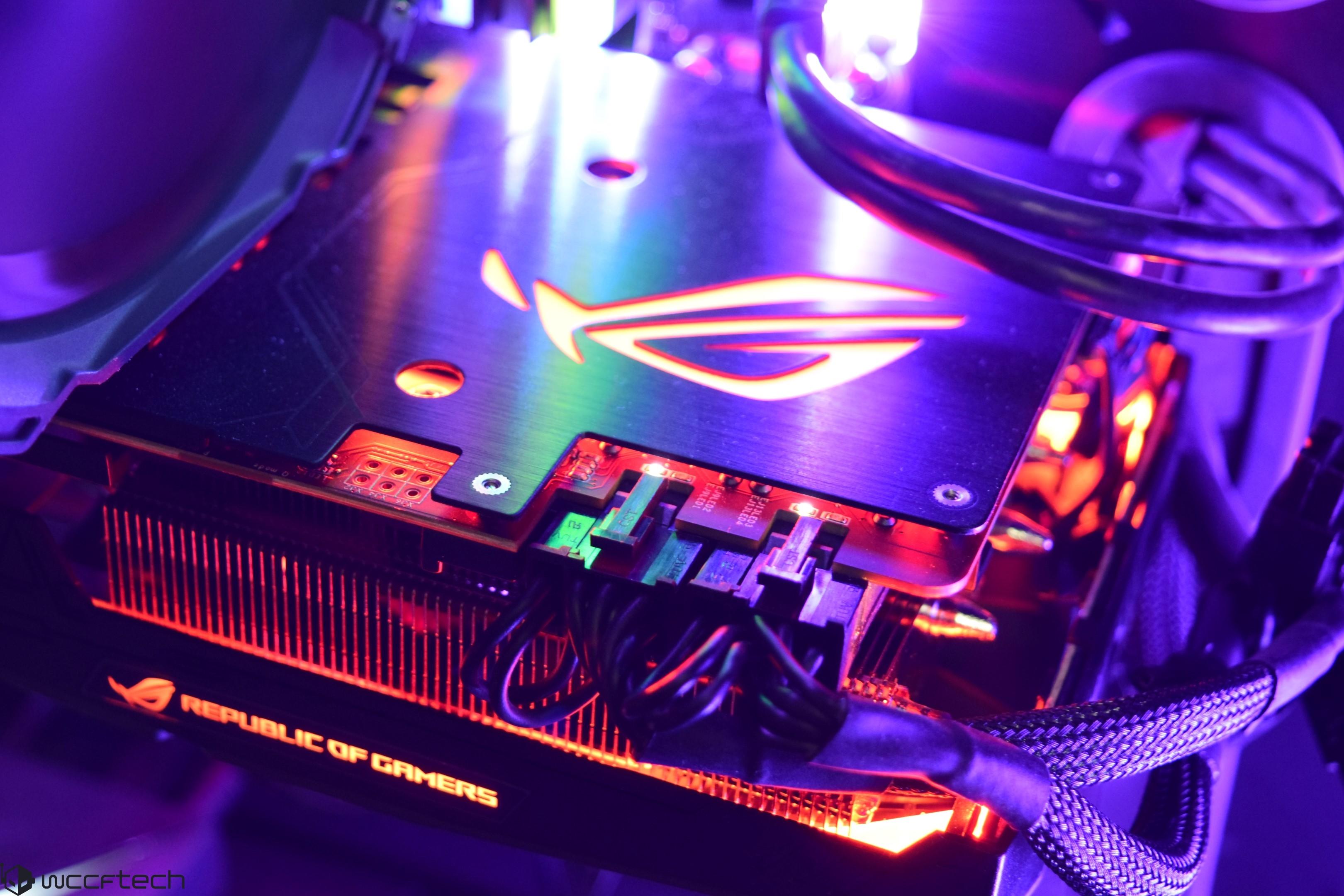 ASUS ROG STRIX GTX 1080 Ti OC Graphics Card Review