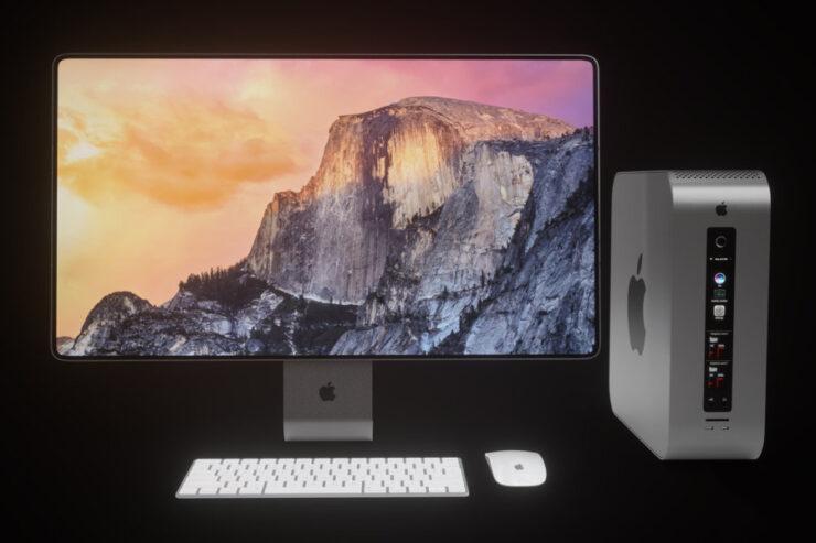 Mac Pro modular concept