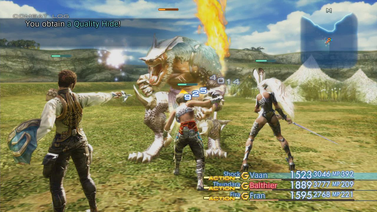 Final Fantasy XII The Zodiac Age New PC Mod Allows Creation Of
