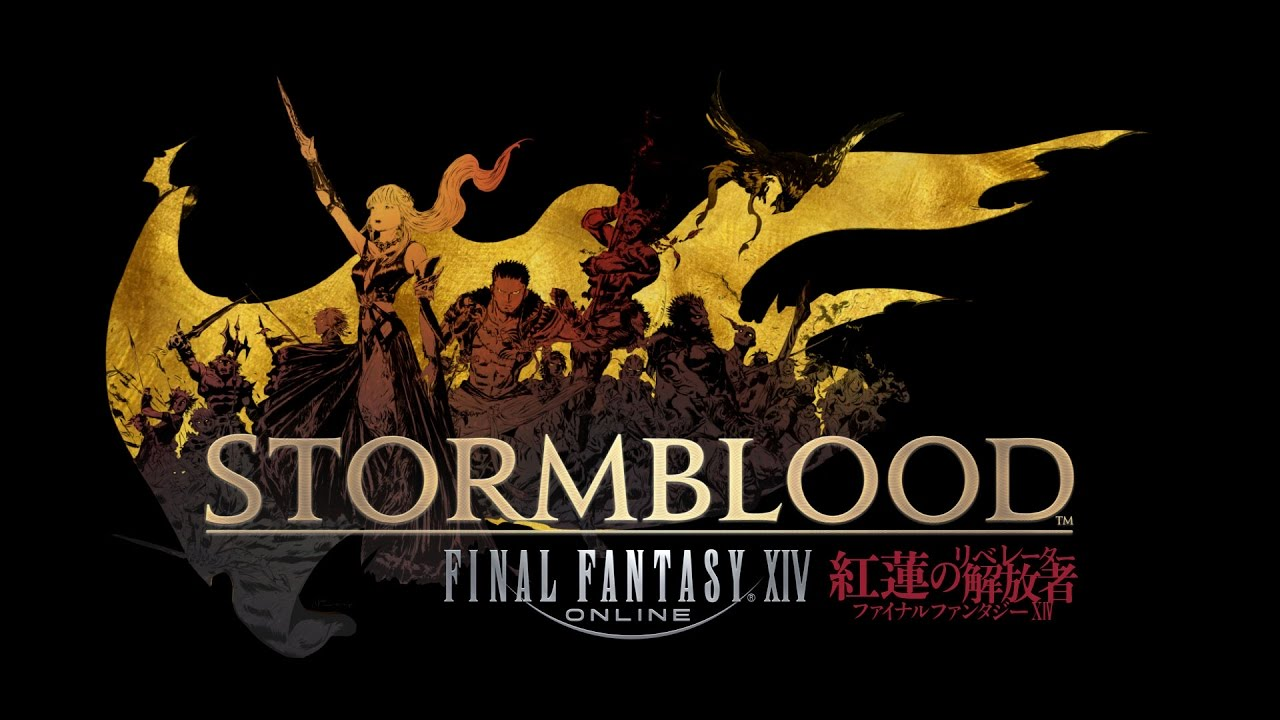 final fantasy xiv stormblood benchmark now available new. Black Bedroom Furniture Sets. Home Design Ideas