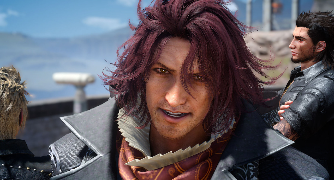 final fantasy xv might get story dlc focused on ardyn izunia. Black Bedroom Furniture Sets. Home Design Ideas