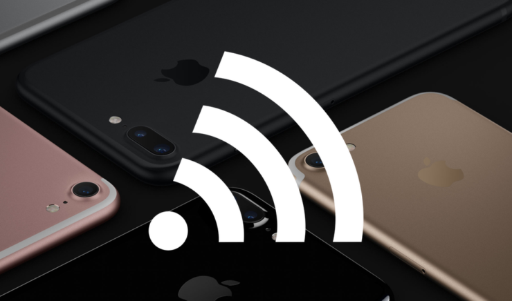 Fix iPhone Personal Hotspot