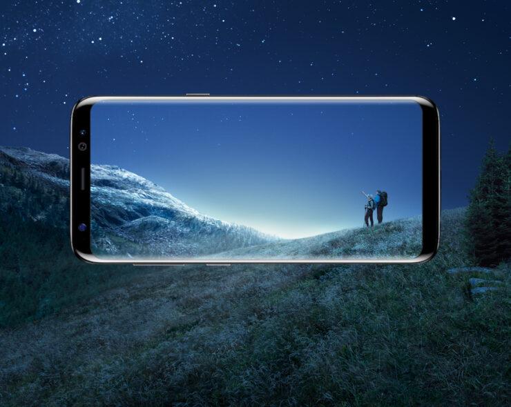 Galaxy S8+ 6GB RAM