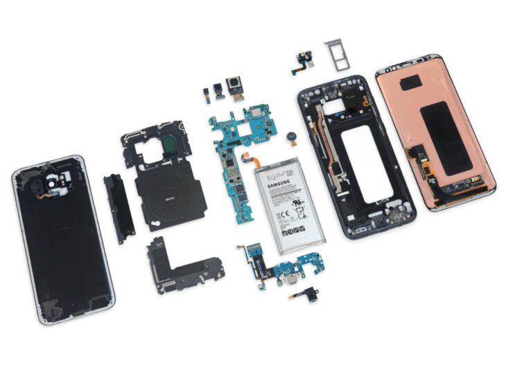 Galaxy S8 costs