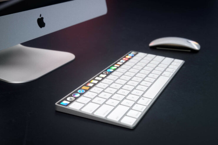 Apple patent Magic Keyboard
