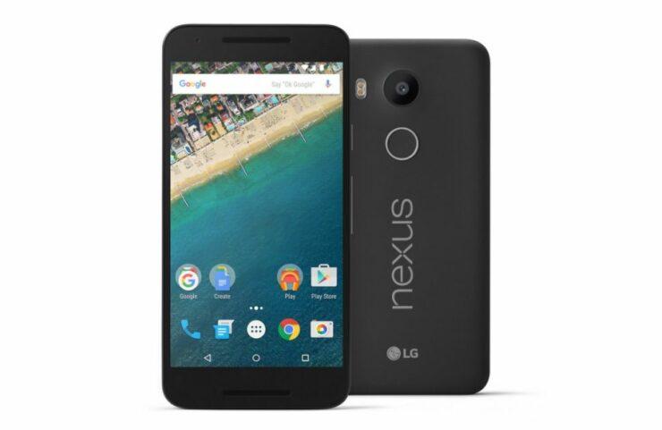 Nexus 5X 4GB RAM