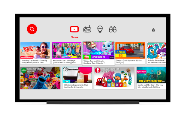 YouTube Kids App Debuts on Select LG, Samsung, and Sony