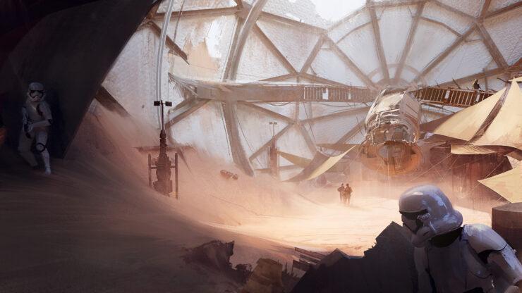 Star Wars Battlefront II Project Scorpio