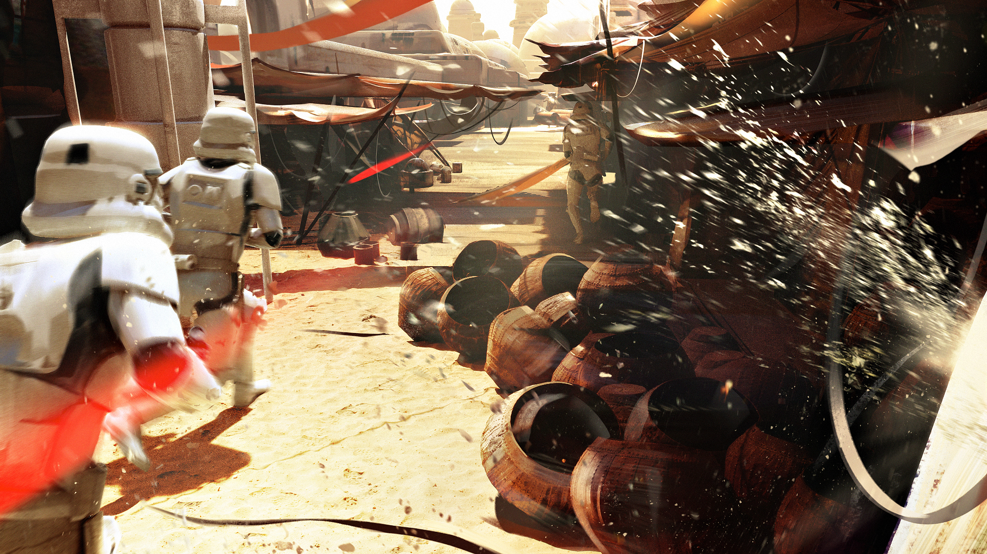 Star Wars Battlefront Ii To Sport More Original Trilogy