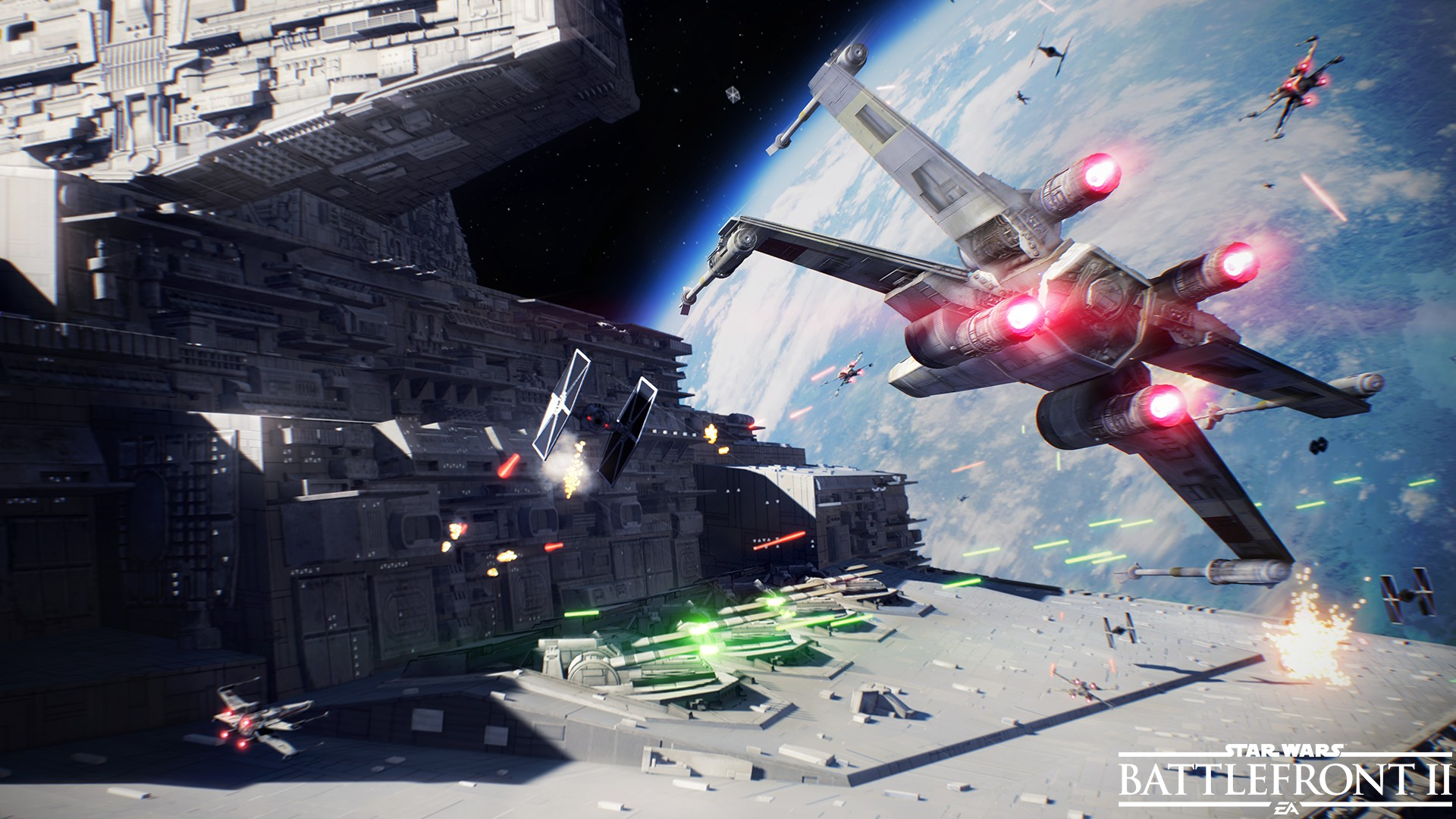 Star Wars Battlefront II To Sport More Maps At Launch Than Including DLC Footage Coming Today
