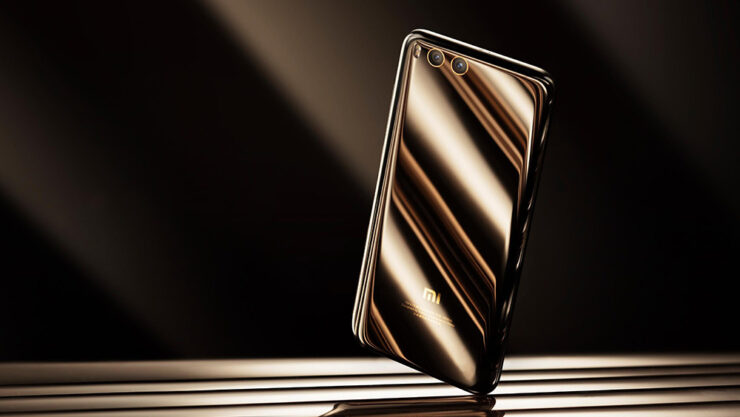 Ceramic Xiaomi Mi6