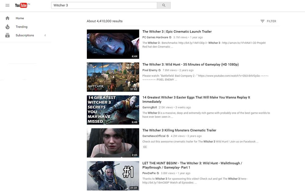 dark mode youtube windows 10