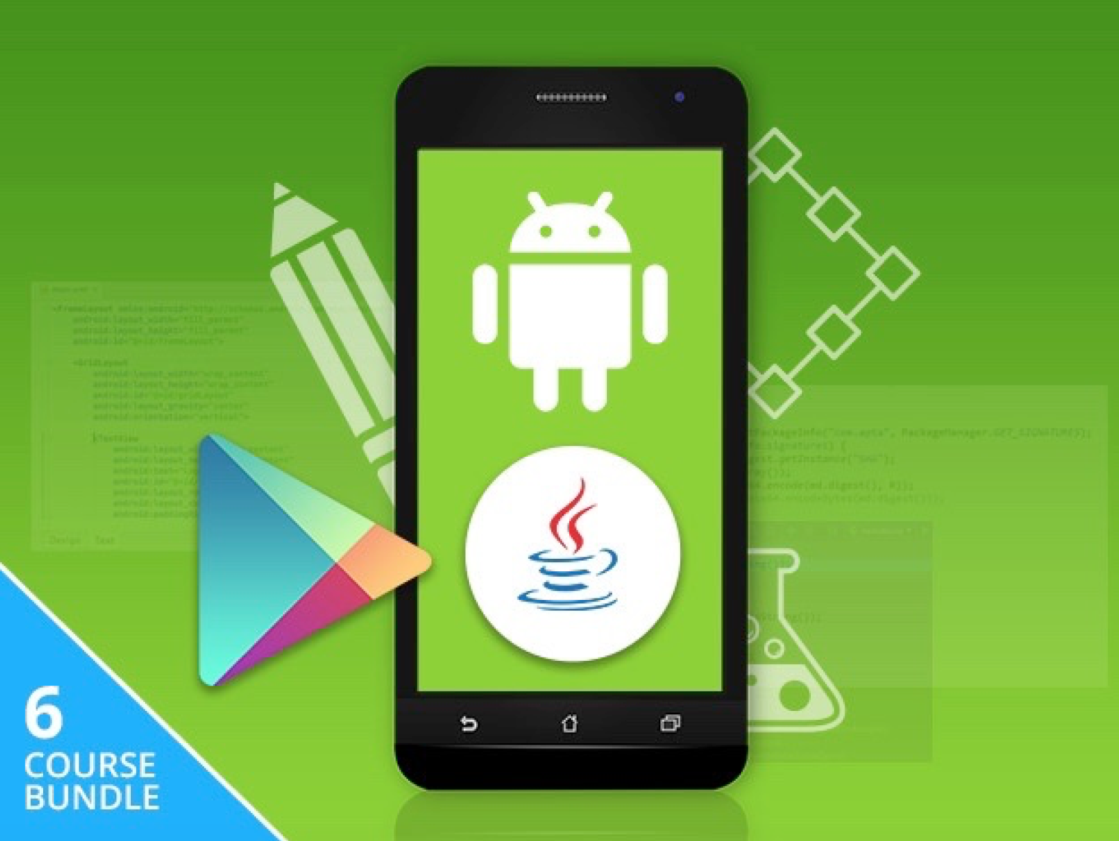 Deep dive into building monetizing android apps with ultimate android development bundle - Samsung dive app ...