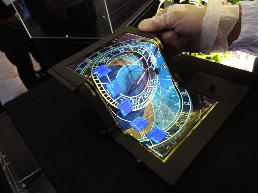 Samsung Believes That By 2019 Foldable Display Phones