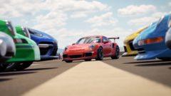 Forza Motorsport Porsche
