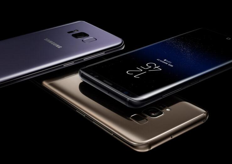 Galaxy S8 hacked
